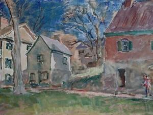 Old Salem by Sarah Blakeslee