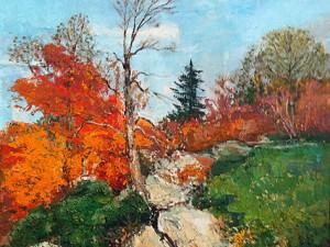 Blue Ridge Holler by Philip  Moose