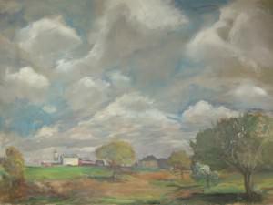 Farm School by Francis  Speight