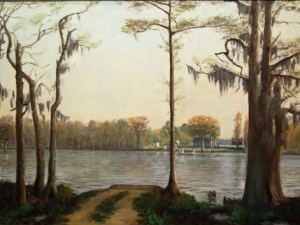 San Souci Ferry by Francis  Speight