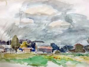 Highway 43 by Sarah Blakeslee