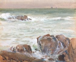 Sea Froth by Harry De Maine (1880-1952)