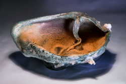 Salted Abalone by Sally Resnik Rockriver