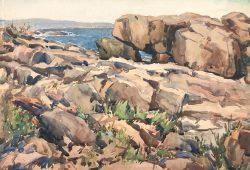 Along the Coast by Harry De Maine (1880-1952)