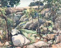 Rocks and More Rocks by Harry De Maine (1880-1952)