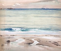Receding Tide by Harry De Maine (1880-1952)