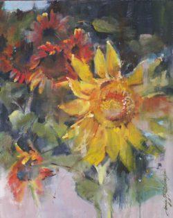 Sun Queen by Linda Hutchinson