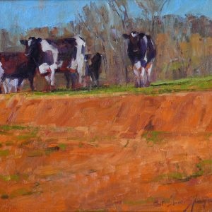 New Oil Paintings by Trey Finney