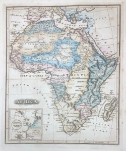 Africa by Maps (collection)
