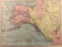 Alaska and Klondike Region by J. Martin Miller (1859-1939)