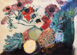 Anenomes à l'Ananas by Wladimir de Terlikowski