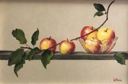 Apples by Bert Beirne