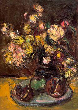 Arrangement avec des Pommes by Wladimir de (Wlodzimierz)  Terlikowski