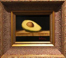 Avocado II by Bert Beirne