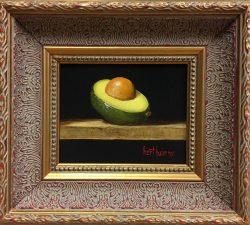 Avocado I  by Bert Beirne
