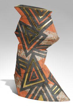 Opposition Origami Pot by Bireline, Jen Wilson