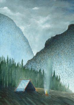 Black Ridge by Michael Francis Reagan