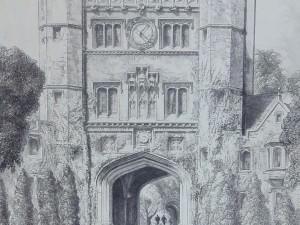 Blair Tower by Louis Orr