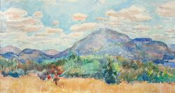 In the Blue Ridge by Blakeslee, Sarah (1912-2005)
