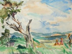 Maryland Hills by Blakeslee, Sarah (1912-2005)