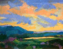 Blue Mountains by Al Gury