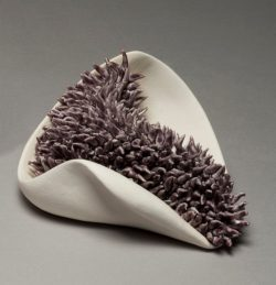 Botanical Series - Lavender Spike by Holly Fischer