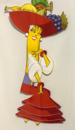 Miss Chiquita: From a Chiquita Banana Commercial