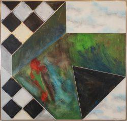 Checker Fold  by Horace Farlowe (1933-2006)