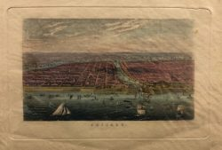 Chicago by Charles Magnus (1826-1900)