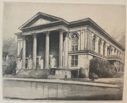 City Hall and Auditorium, Wilmington, NC by Louis Orr