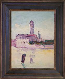 Clocktower  by Wladimir de (Wlodzimierz)  Terlikowski