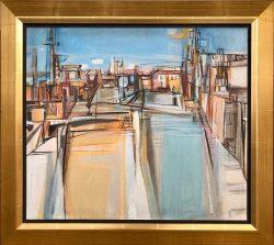 Oriental by Joe Cox (1915-1997)