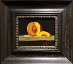 Cut Peach & Slice by Bert Beirne