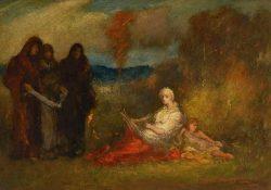 Allegorical Scene by Elliott Daingerfield