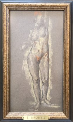 Figure Study by Daingerfield, Elliot (1859-1932)