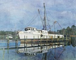 Death of a Shrimp Boat by Watson  Brown