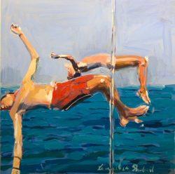 Double Backflip by Laura Lacambra Shubert