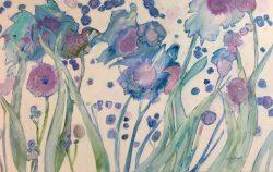 Dreaming in Blue by Kathy  Daywalt
