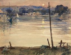 Early Dawn by Harry DeMaine (1880-1952)