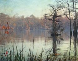 Early Morning at Sans Souci by Watson  Brown