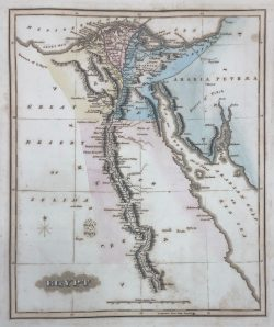 Egypt by Maps (collection)