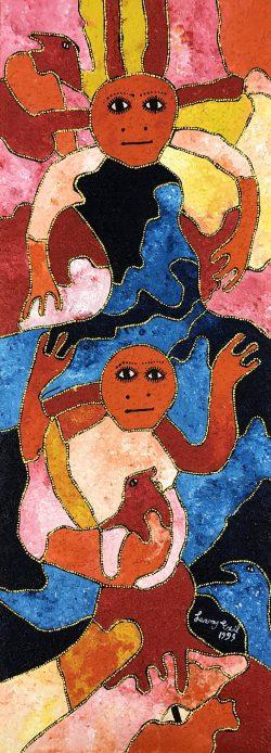 Loas    by Levoy Exil (1944-)