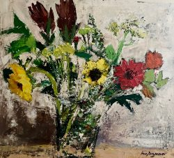 Fall Bouquet by Ana Guzman