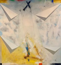 Sky Fold No 11 by Horace Farlowe (1933-2006)