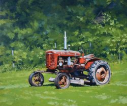 Farmall by William C. Wright