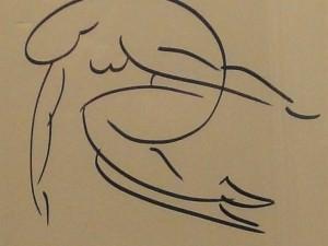Female Nude by James Augustus McLean