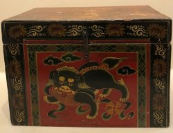 Foo Dog Chest