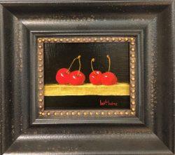 Four Cherries by Bert Beirne
