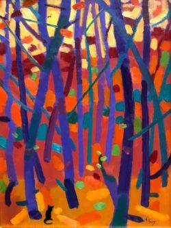 Four Seasons: Autumn by Al Gury
