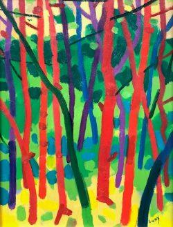Four Seasons: Summer by Al Gury